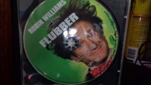 Flubber (DISC ONLY) DVD MOVIE