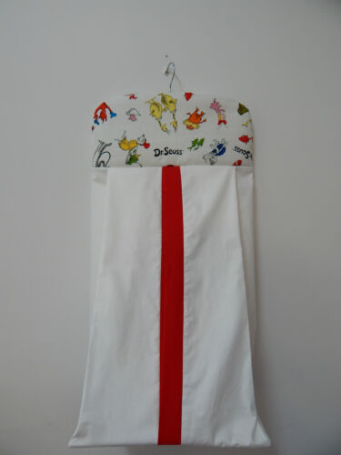 Dr Seuss Characters Nappy Diaper Stacker