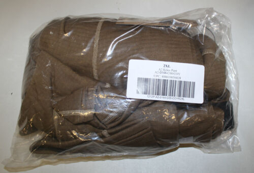 BEYOND CLOTHING A2 KRIOS PANTS XXL COYOTE NEW WITH TAGS FREE SHIPPINGUniforms - 104023