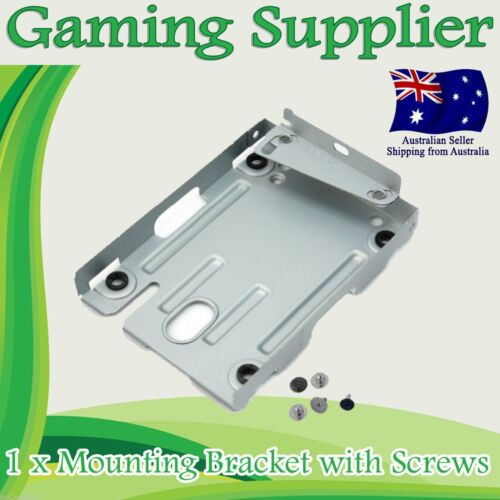 PS3 Super Slim Hard Disk Drive HDD Mounting Bracket Caddy CECH-400x Series