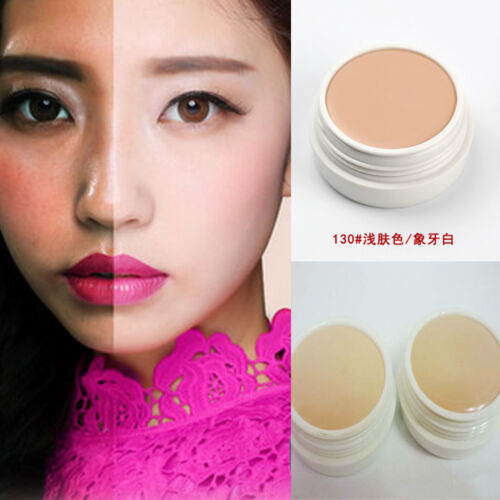 Professional Concealer Cream Cover Camouflage Freckles Acne Foundation Make-up