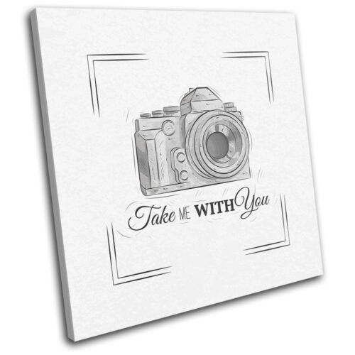 Travel Photography Illustration SINGLE CANVAS WALL ART Picture Print