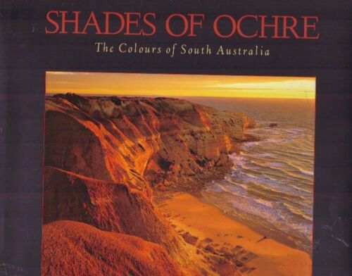 Shades Of Ochre Stavros Pippos SIGNED HBDJ 1st EDITION