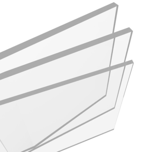 Clear Acrylic Precision Cut Sheets - Select Panel Sizes - Free Shipping!  <br/> We offer Custom Cut To Size! Contact us for a quote.