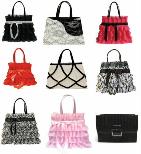 2 X LUXURY GIFT WEDDING PARTY OCCASION BAGS