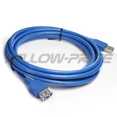 10M Super High Speed USB 3.0 Extension Cable Cord Type A Male Female AMAF 1M 2M