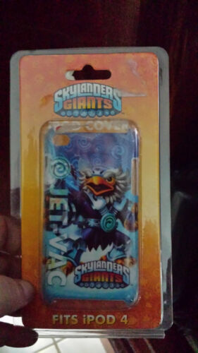 JET-VAC SKYLANDERS GIANTS IPOD COVER TO SUIT IPOD TOUCH 4 B10