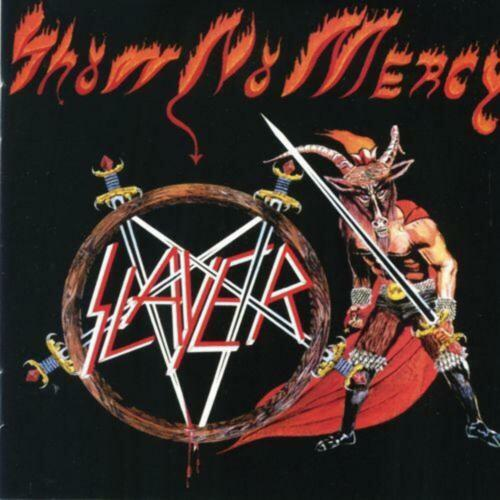 Slayer - Show No Mercy - CD - New