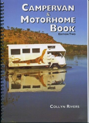 Campervan & Motorhome Book, 2nd Edition - by Collyn Rivers
