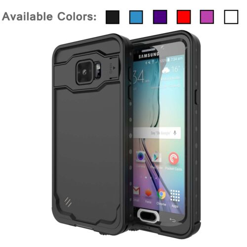 For Galaxy Note 5 Waterproof Case 6.6ft Underwater Shockproof Dirtproof Cover