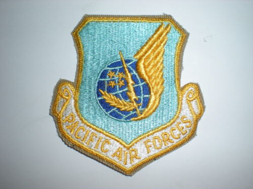USAF PACIFIC AIR FORCES PACAF PATCH - COLORAir Force - 66528