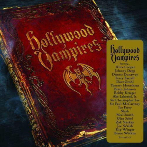 Hollywood Vampires - Hollywood Vampires - CD - New