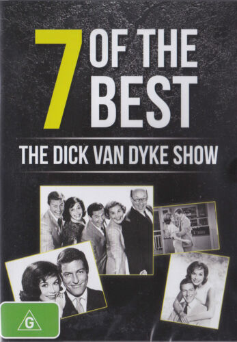 [BRAND NEW] DVD: 7 OF THE BEST: THE DICK VAN DYKE SHOW
