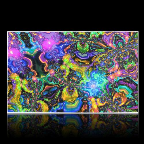 """Psychedelic Trippy Art Silk Cloth Poster Photo Fabric Home Decor 40'' x 26"""""""