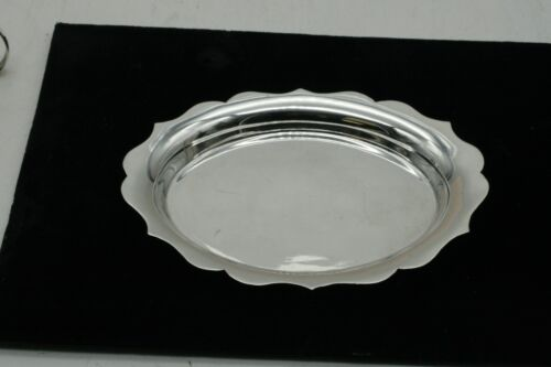 Vintage Viners of Sheffield sterling Tray 1950s