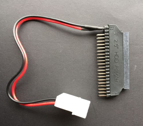 """NOTEBOOK HARD DISK ADAPTOR FOR 2.5"""" HARD DISK TO CONNECT TO IDE CABLE"""
