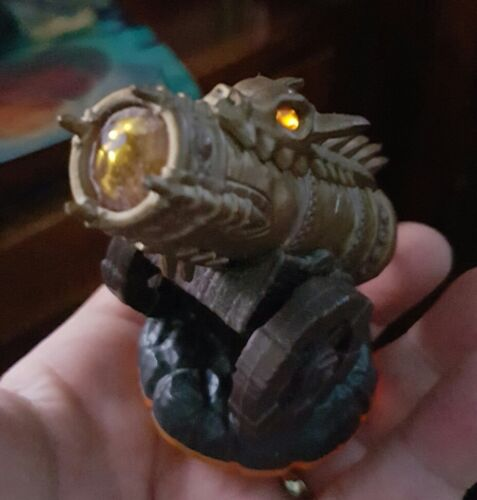 DRAGONFIRE CANNON  Skylanders Giants Figure  PS3/XBOX360/WII/3DS