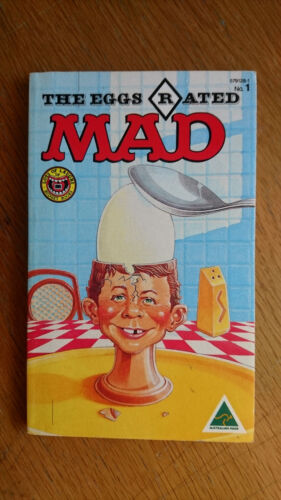 the eggs Rated MAD no.1 (paperback)