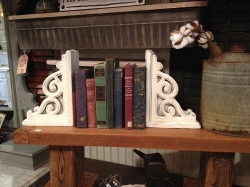 RUSTIC CORBELS / BRACKETS (BOOKEND SIZE)