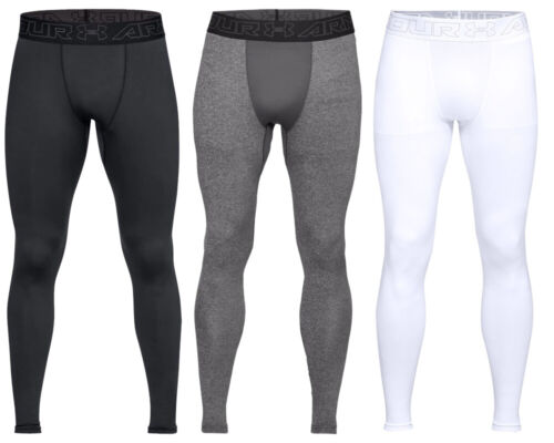Under Armour Men's ColdGear Armour Compression Leggings-1265649 - FREE SHIPPING