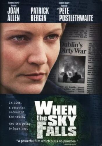 When the Sky Falls (2004, DVD), All Region, Aus Seller, Free Postage