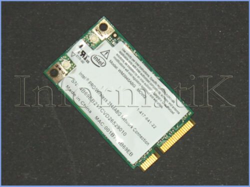 Sony Vaio VGN-FE41E PCG-7V2M Scheda Wifi Wireless Board WM3945ABG_main_foto