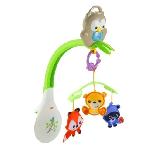 Keima Carousel Woodland 3 in1 Projection Mobile Owl    <br/> Same Business Day* Dispatch✔ Powerseller✔