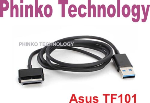 NEW USB Cable Charger For Asus TF101 TF201 TF300 TF300T TF300TL SL101 TF700T