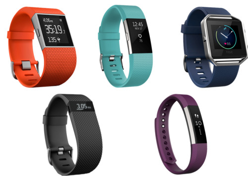 FITBIT Charge HR Or Charge 2 Or Surge or Blaze Activity Heart Rate + Sleep Band