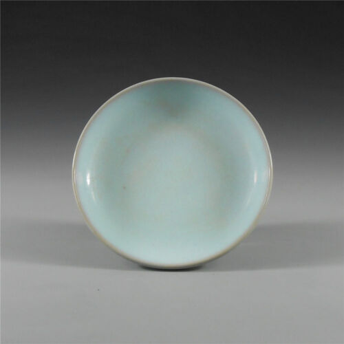 5.5 Inches Exquisite Chinese Song Dy Ru Porcelain Dish No reserves