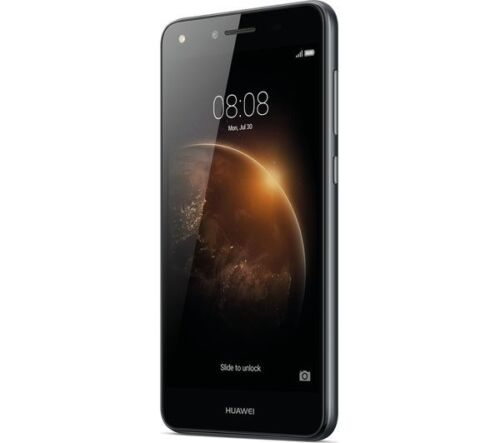 BRAND NEW HUAWEI Y6 BLACK - 8GB **4G LTE** SMART PHONE UNLOCK TO ALL NETWORKS