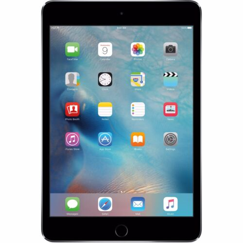 Apple iPad Air 2 9.7' With Retina Display (32GB, Wi-Fi Only, Space Gray)