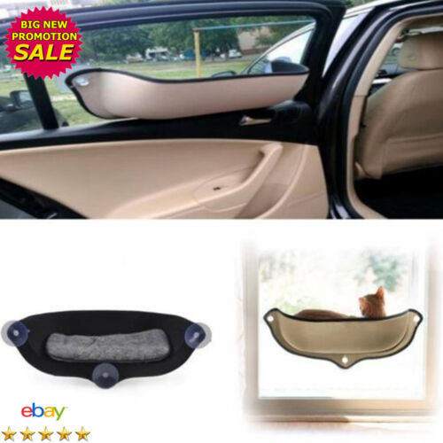 Cat Window Bed Seat Perch Kitty Mounted Pet Hanging Shelf Seat with Suction CupY