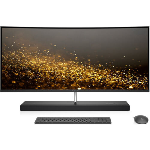 "HP ENVY 34-b010 Intel Core i7-7700T 1TB 34"" Curved All-in-One Computer"