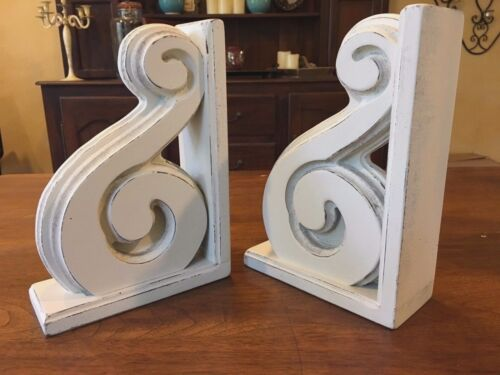 RUSTIC CORBELS / BRACKETS (OLD WORLD STYLE)(BOOKEND SIZE)