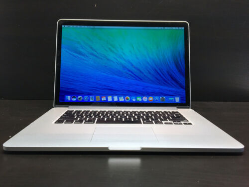 "Apple MacBook Pro 15"" Retina OSX-2017 / 256GB SSD / Core i7 / 2 Year Warranty"