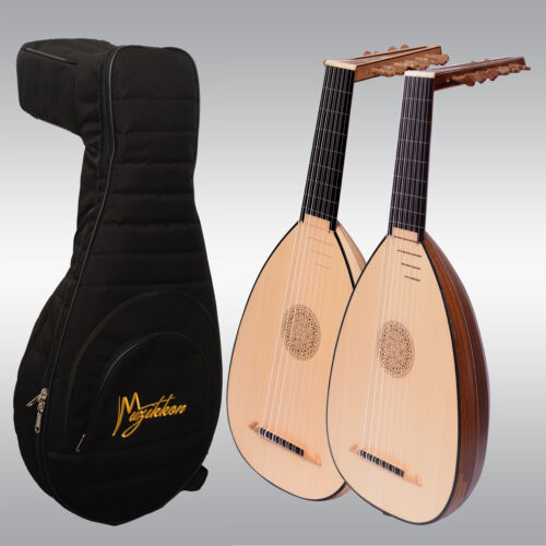 New Heartland Descant Lute, Right Handed  Lute And Left Handed Lute .Inc Bag <br/> 2 Years Warranty + 30 Days money-back Guarantee