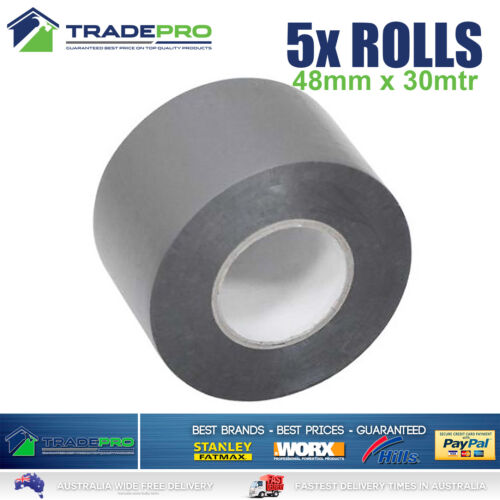 Waterproof  Silver Cloth Tape 48mm x 4.5m FREE SHIPPING