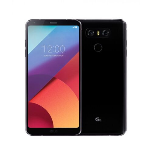 New LG G6 H872 UNLOCKED T-Mobile Simple Family Go Smart Ultra Smartphone GSM