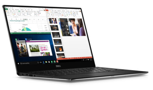 "NEW DELL XPS 9350 13 13.3"" 3200x1800 Touch i7-6560U 2.20GHz 16GB RAM 512GB SSD"