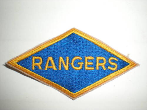 WWII US ARMY RANGER BATTALIONS PATCH (REPRODUCTION)Army - 66529