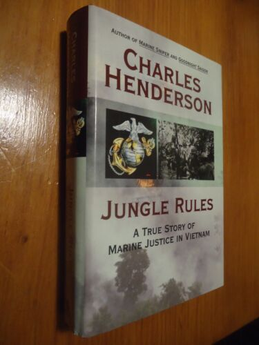 Jungle Rules - Charles Henderson