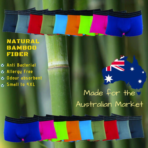 Mens Underwear Bamboo, Extra Large 9XL to Small   Boxers Trunks, Briefs, Jocks