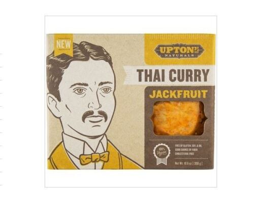 10 x 300g UPTONS NATURALS Upton's Thai Curry Jackfruit ( Total 3kg )