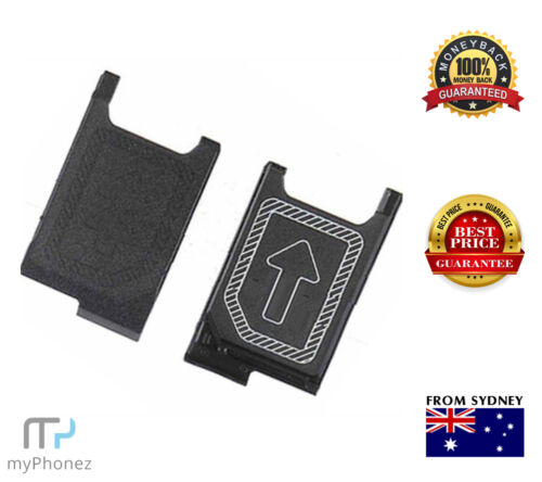 Sim Tray Replacement For Sony Xperia Z3 Card Reader Holder Slot