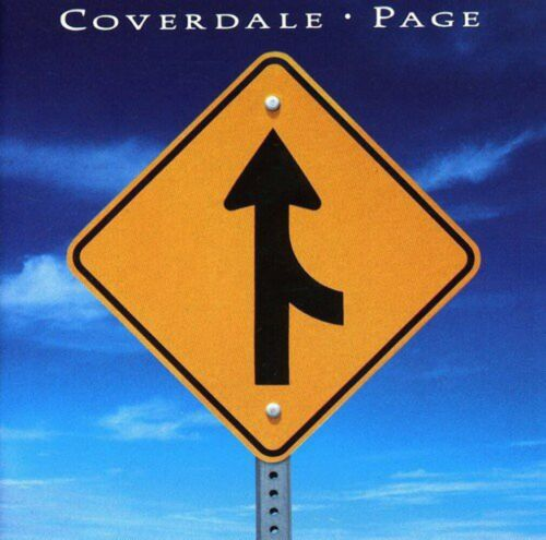 Coverdale/Page - Coverdale/Page - CD - New