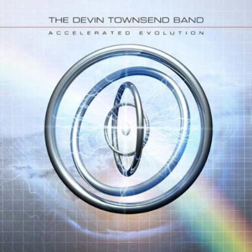 Townsend, Devin - Accelerated Evolution - CD - New