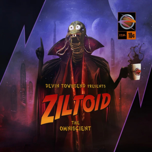 Townsend, Devin - Ziltoid The Omniscient - CD - New