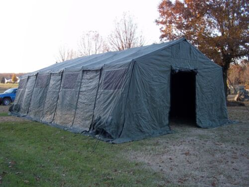 Military Surplus Tent Militaria Us