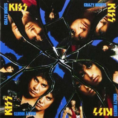 Kiss - Crazy Nights - CD - New